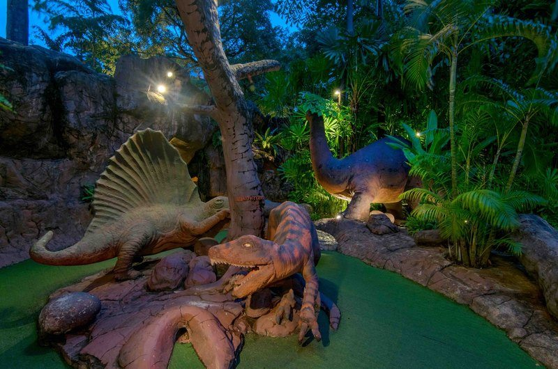 Dino Park Kata Phuket Thailand