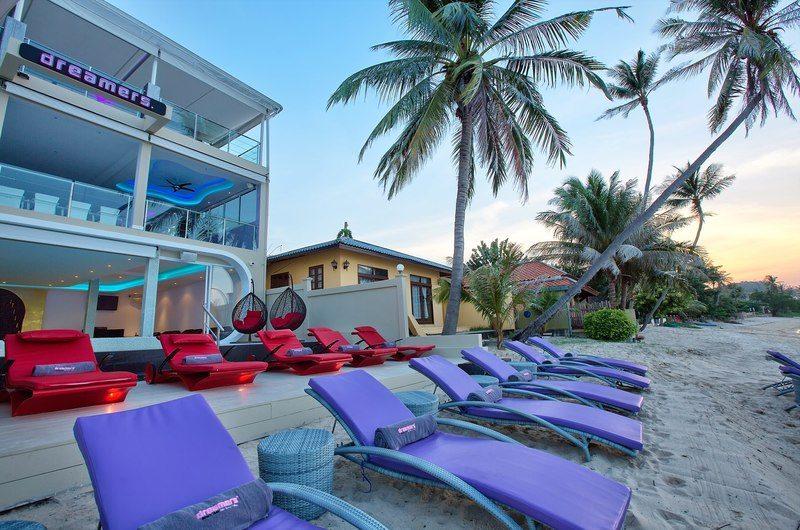 Dreamers Beach Club Bang Rak Koh Samui Thailand