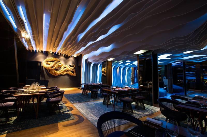 Esenzi Restaurant Natai Phang Nga Thailand