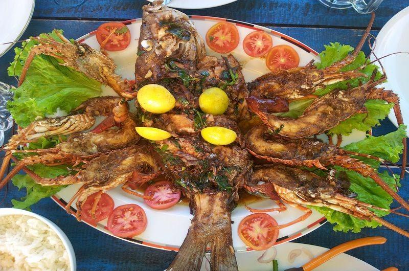 Fish Point Restaurant Weligama Sri Lanka