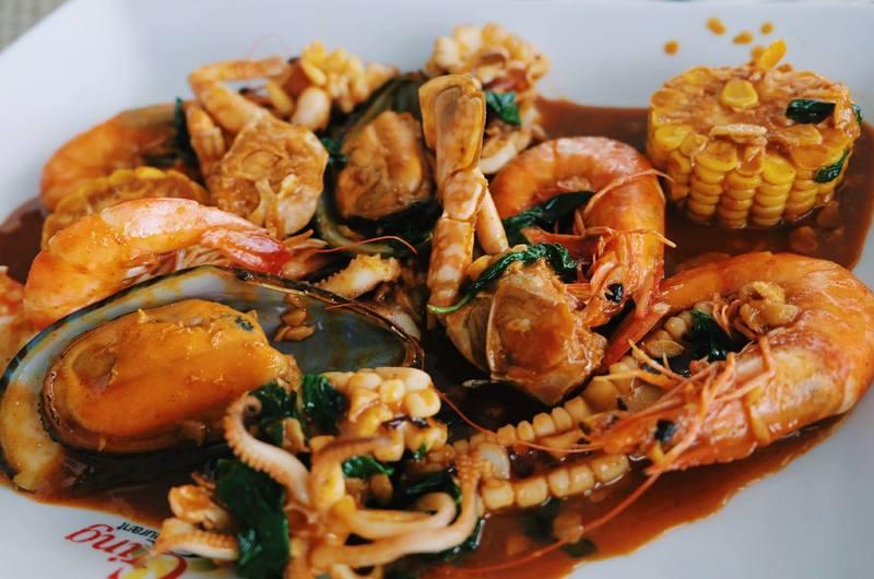Ging Restaurant Karon Phuket Thailand