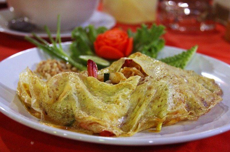 Green Bird Restaurant Chaweng Koh Samui Thailand