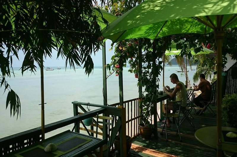 Green House Sea View Bar Laem Yai Koh Samui Thailand