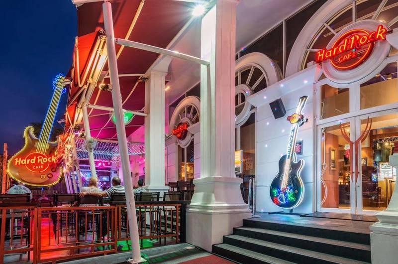 Nightlife in Patong Phuket Thailand