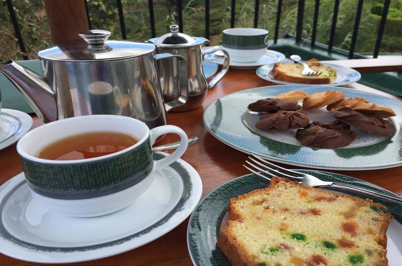 Heritance Tea Factory Hotel Restaurant Nuwara Eliya Sri Lanka