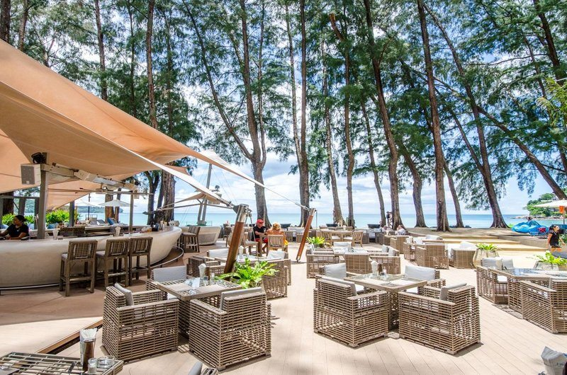 HQ Beach Lounge Phuket Kamala Thailand