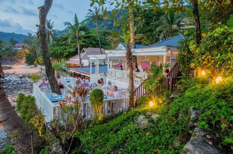 Joe's Downstairs Restaurant Patong Phuket Thailand