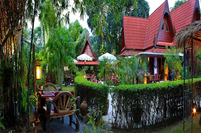 John's Garden Restaurant and Bar Maenam Koh Samui Thailand