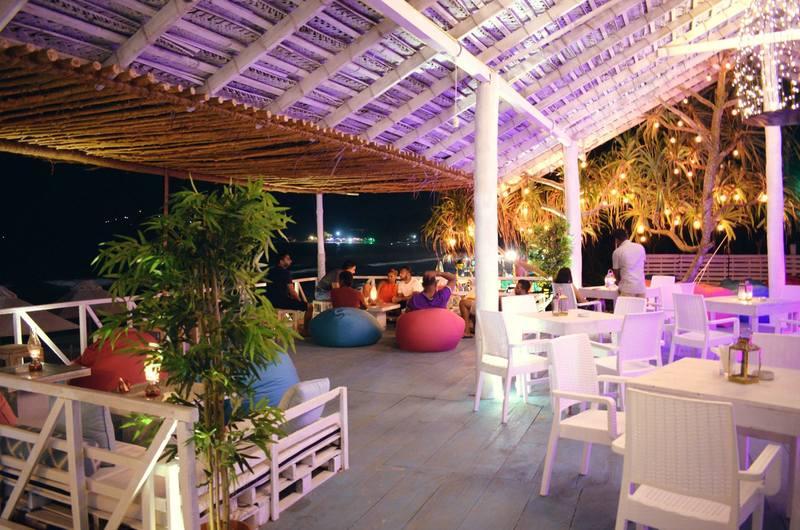 Kama Restaurant Mirissa Sri Lanka