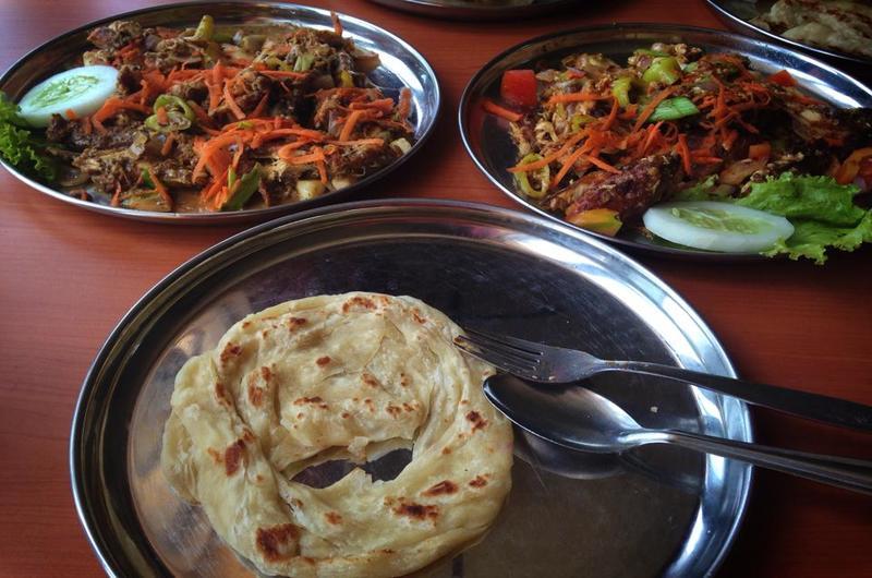 Kandy Muslim Hotel Restaurant Kandy Sri Lanka