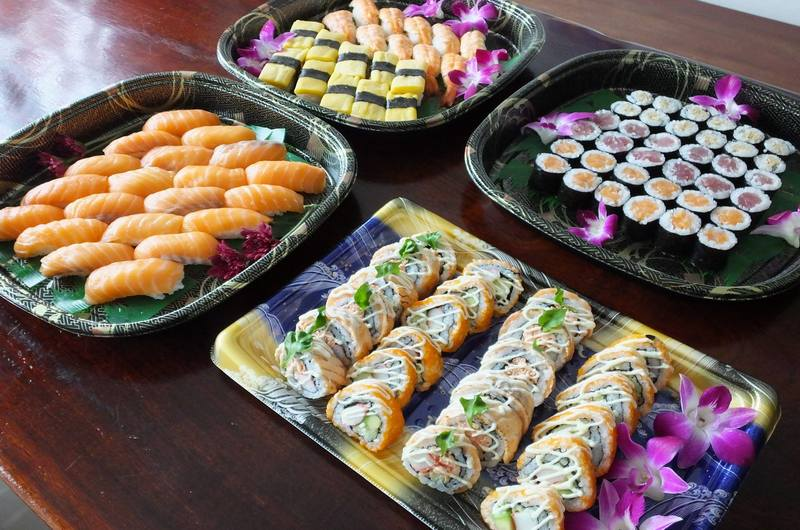 Kobori Japanese Restaurant Maenam Koh Samui Thailand