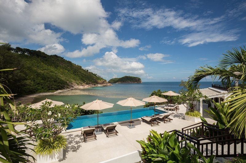 Secret Beach Villa Bird's Eye View | Koh Pha Ngan, Koh Samui