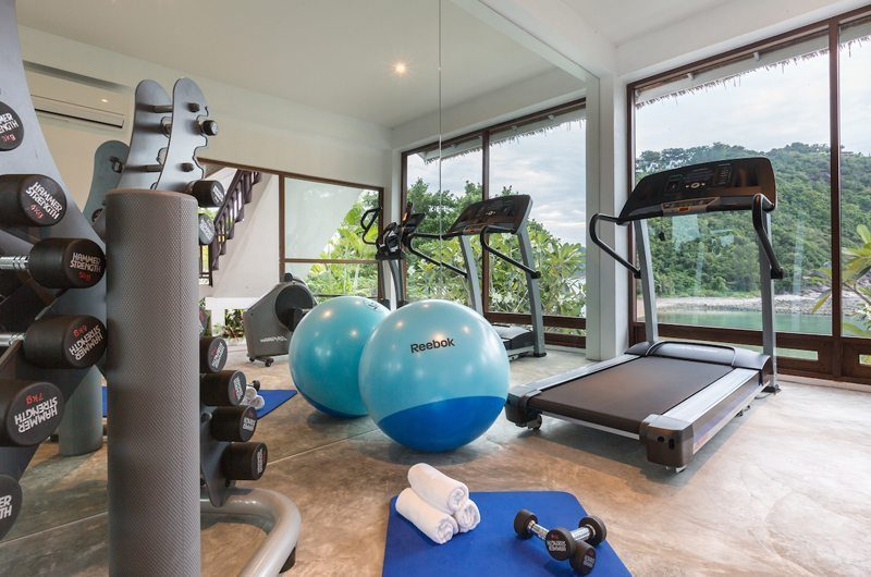 Secret Beach Villa Gym | Koh Pha Ngan, Koh Samui