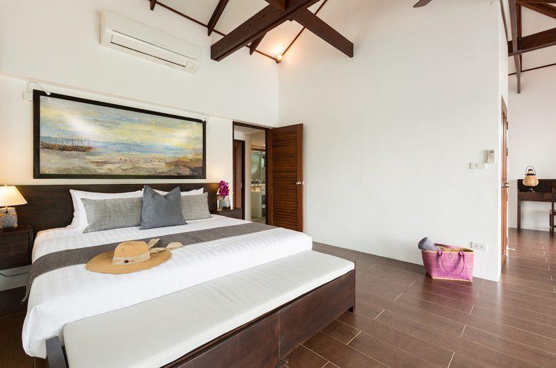Secret Beach Villa Bedroom | Koh Pha Ngan, Koh Samui
