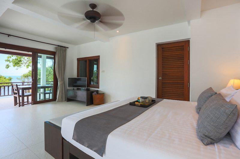 Secret Beach Villa King Size Bed with Sea View | Koh Pha Ngan, Koh Samui