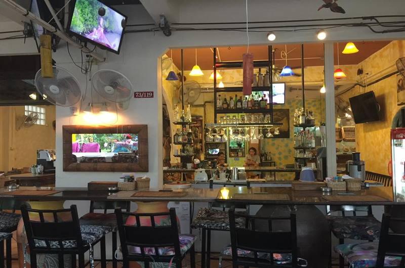 Kokosnuss Restaurant Kamala Phuket Thailand