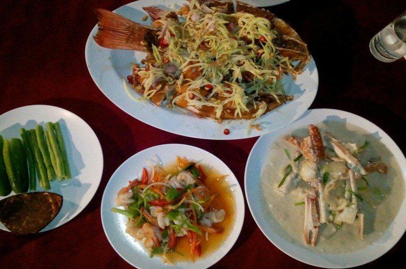Krua Bang Por Restaurant Bang Por Koh Samui Thailand