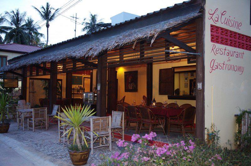 La Cuisine Restaurant Taling Ngam Koh Samui Thailand