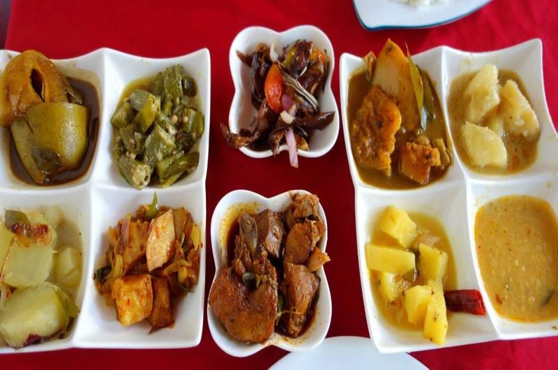 Lucky Fort Restaurant Galle Sri Lanka