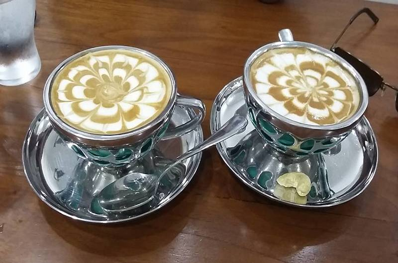 Natural Coffee Kandy Sri Lanka
