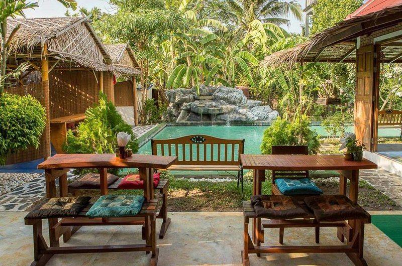 Natural Efe Organic Macrobiotic World Nai Harn Phuket Thailand