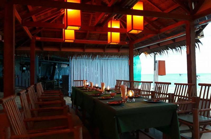 Nature Bar Maenam Koh Samui Thailand