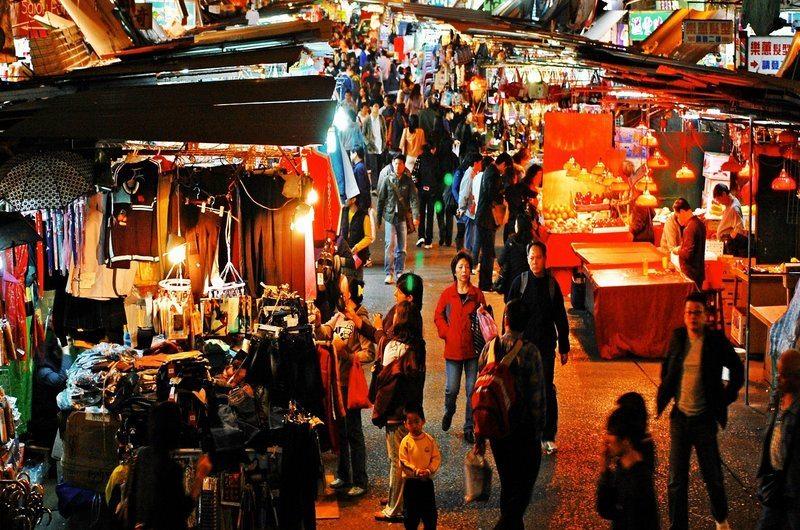 Night Market Chalong Phuket Thailand