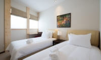 The Orchards Niseko Akagashi Twin Bedroom | St Moritz, Niseko
