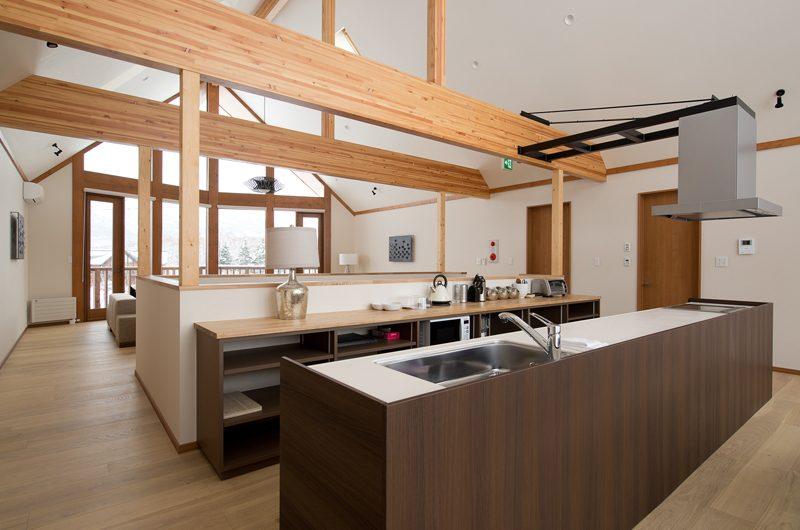 The Orchards Niseko Eagle's Nest Kitchen Area | St Moritz, Niseko