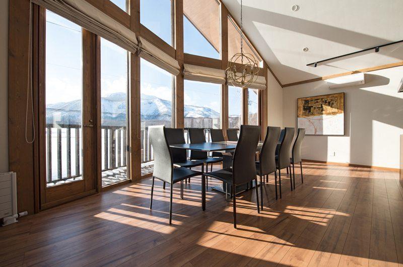 The Orchards Niseko Goyomatsu Dining Area | St Moritz, Niseko
