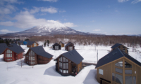 The Orchards Niseko Hinoki Bird's Eye View | St Moritz, Niseko