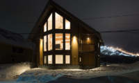 The Orchards Niseko Hinoki Night View | St Moritz, Niseko