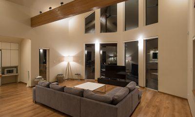 The Orchards Niseko Hinoki Entertainment Room | St Moritz, Niseko