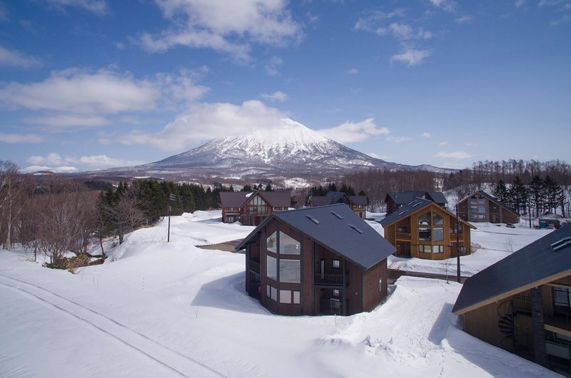 The Orchards Niseko Sawara Bird's Eye View | St Moritz, Niseko