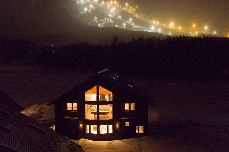 The Orchards Niseko Sawara Night View | St Moritz, Niseko