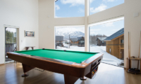 The Orchards Niseko Sawara Billiard Table with View | St Moritz, Niseko