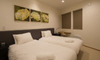 The Orchards Niseko Sawara Twin Bedroom | St Moritz, Niseko