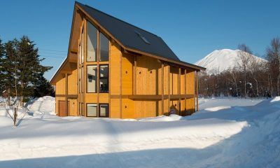 The Orchards Niseko Shion Outdoor View | St Moritz, Niseko