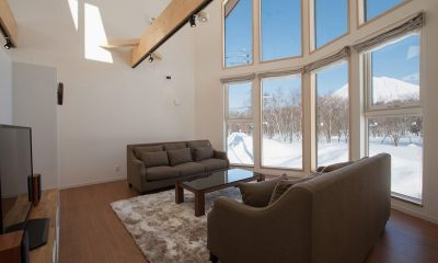 The Orchards Niseko Shion Living Room | St Moritz, Niseko