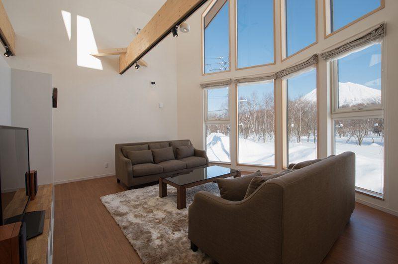 The Orchards Niseko Shion Living Room | St Moritz, Niseko