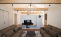 The Orchards Niseko Shion Indoor Living Area | St Moritz, Niseko