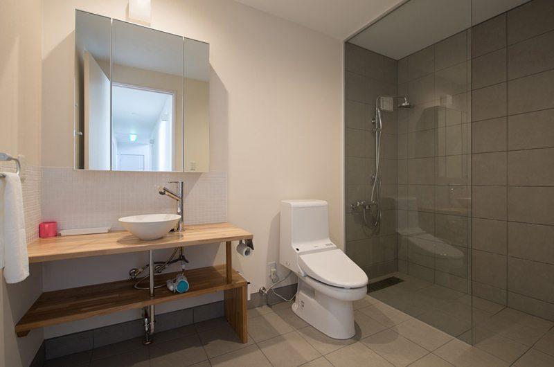 The Orchards Niseko Shion Bathroom | St Moritz, Niseko