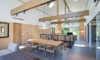 The Orchards Niseko Take Dining Area | St Moritz, Niseko