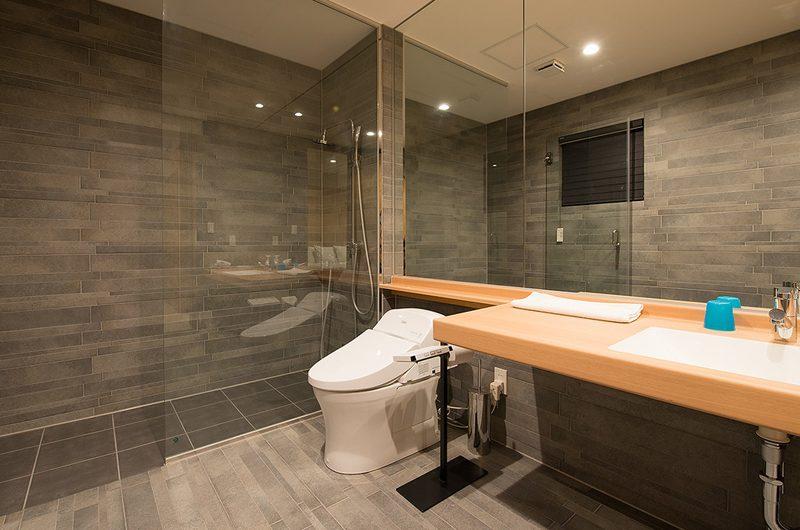 The Orchards Niseko Take Bathroom | St Moritz, Niseko