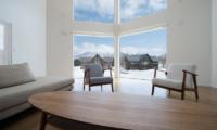 The Orchards Niseko Zakuro Seating Area | St Moritz, Niseko