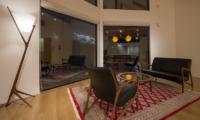 The Orchards Niseko Zakuro Indoor Seating Area | St Moritz, Niseko