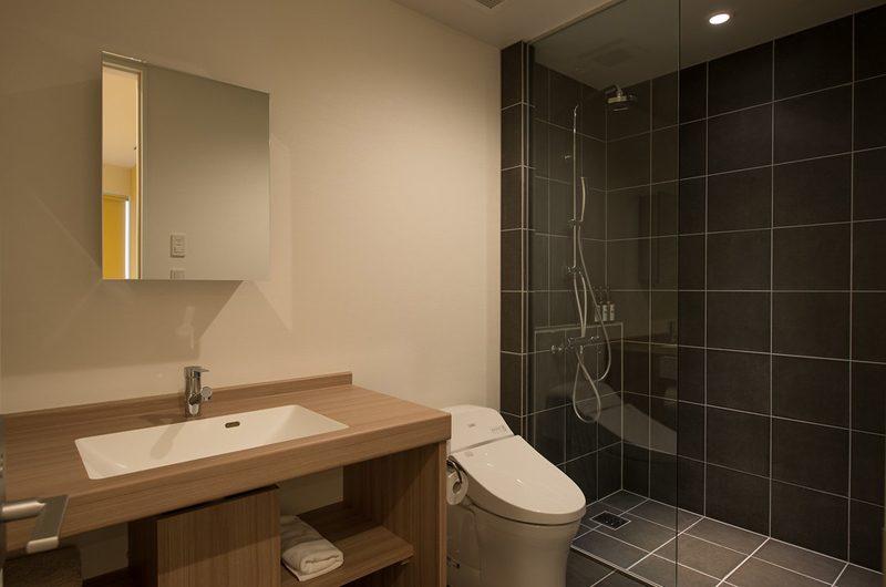 The Orchards Niseko Zakuro Bathroom | St Moritz, Niseko