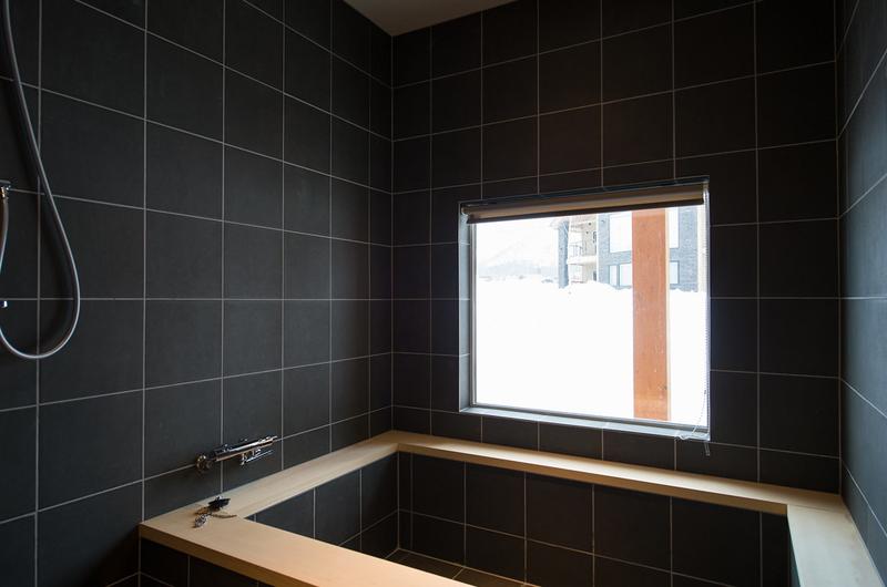 The Orchards Niseko Zakuro Bathroom View | St Moritz, Niseko