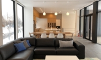 Yanagi House Living Area | Hirafu, Niseko