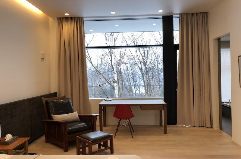 Yanagi House Seating | Hirafu, Niseko